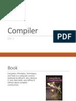 Compiler Lec1