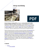 Electrical discharge machining.docx