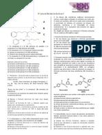 9ª_Lista_de_Revisão_de_Química_II