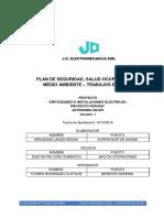 Plan Ssoma de Obra - Criticidad e Intalaciones Electricas - Ferush