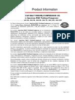 Aceite Iso 100 American (Compresor Betico)