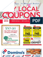 Cadillac News Buy Local Coupons - February 2019