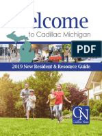Cadillac Area New Resident & Resource Guide 2019