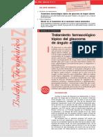 Glaucoma y Tratamiento 2