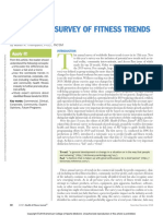 Worldwide Survey of Fitness Trends for 2019.6