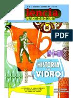 CIENCIA EM QUADRINHOS 20 -  Historia do vidro.pdf
