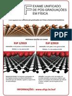 Cartaz 1 2019 EUF