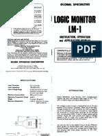 LM-1 Logic Monitor