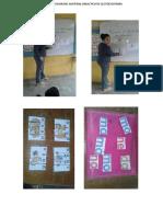 Elaboración y Presentacion Del Material Didactico de Lectoescritura
