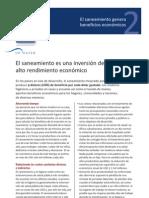 Ficha2-El saneamiento genera beneficios economicos