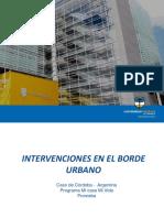 Córdoba y Promeba - Núcleo Habitat UCC