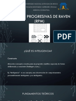 Matrices Progresivas de Raven (RPM).pptx