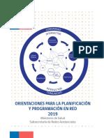 """El Documento """"Orientaciones para la Planificación y Programación en Red"""""""