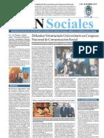 Adn Sociales Charla Lic. Miriam Azcurra
