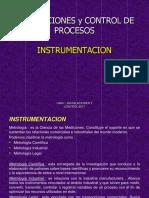 instrumentacion en control