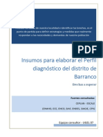 Diagnóstico Barranco