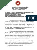 Procedimento Mprj 2018.00452470