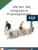 Etude Blogueurs Franc Op Hones