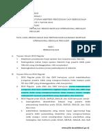 Lampiran I Permendikbud Nomor 3 Tahun 2019