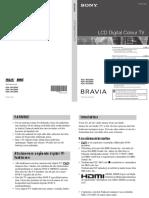 Bravia Manual