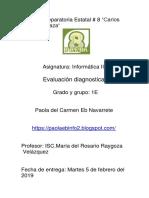 evaluacion informatica 2