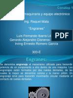 ROMERO Engranes