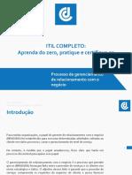 Apostila ITIL Cobit
