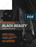 Black beauty abrasive