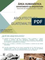 Arquitectura Prehispánica # 1