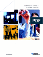 Labview Core2 Course Manual
