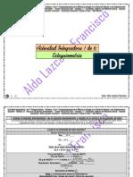 Actividad Integradora 2 de 6 - Estequiometría - Módulo 15 - Prepa en línea - SEP - G-12