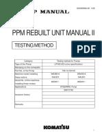 LPV63 Test 708-1U-00140 Steering Pump