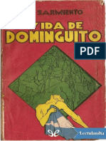 La Vida de Dominguito - Domingo Faustino Sarmiento
