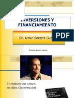 Inversiones y Financiamiento (Diapositivas)