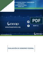 Evaluación Amlo Puebla Enero 19