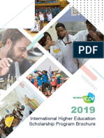 2019 TaiwanICDF Scholarship Brochure.pdf