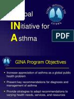 GINA SlideSet 2010