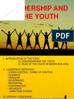 Servant Leadership NSTP