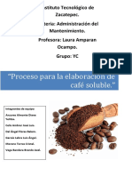 Proceso Cafe
