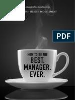 managerial handbook
