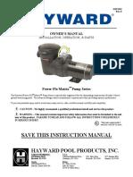 Pool pump manual.pdf