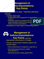 Exhacerbaciones del Asma
