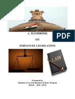 Final Copy of EL Handbook -Dr