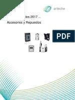 Lp. 2017. Accesorios.