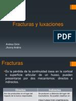 Fracturas y Luxaciones INTERNADO Final