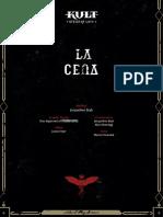 KULT_ Divinity Lost - Quickplay Scenario - La Cena