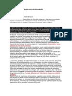 El Manifiesto de 11 Religiones Contra La Deforestación