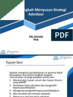 PPT_Advo_03 Menyusun Strategi Advokasi