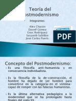 Teoria postmodernismo