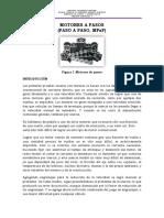 Tema 5.4 Motores a Pasos